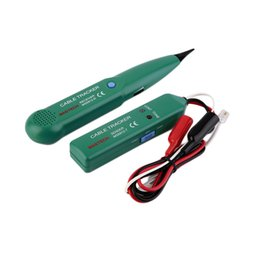 Wholesale Mastech Cable Tracker - Mastech Multi-functions Telephone Phone Wire Network Cable Tester Line Tracker for MASTECH MS6812 Wholesale