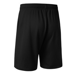 Wholesale Household Shorts - Wholesale- Men Loose Household Quick-drying Casual Shorts Men Clothing Loose Workout Male Shorts