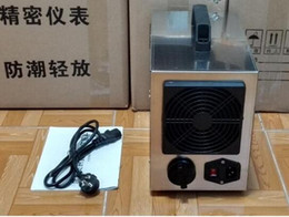 Wholesale Car Air Purifier Ozone - 20g Portable Ozone Generator Machine for Home and Medical Use Car Air Purifier Home Air Cleaner Disinfection 110v 220v