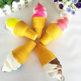 Wholesale Ice Cream China - Super slow rebound ice cream bread Pendant