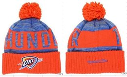 Wholesale Kint Cap - free shipping NEW HOT Sport KNIT SAN Ice Hockey Club Beanies Team Hat Winter Caps Popular Beanie kint caps