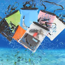 Wholesale Dove Hunting Bag - Mobile phone Debris Waterproof bag Sandy beach Swimming Diving Dry Storage Waterproof bag Drift Snorkeling waterproof Satchel dry storage
