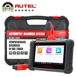 lector de código clave hyundai Rebajas Nueva llegada Autel Maxidas DS808 Actualización en línea Herramienta de diagnóstico automotriz Potente DS 808 Escáner Autel DS808 mejor que Autel DS708