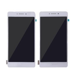 Wholesale Oppo Screen - For OPPO R7S 100% Original New LCD Display Panel Monitor Moudle Touch Digitizer Screen Assembly Repair Parts Free Shipping for DHL