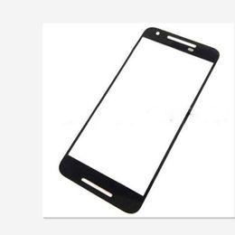 2019 nexus außenschirm Front Outer Screen Glaslinse Ersatz für LG Google Nexus 5 5x D820 D821 Nexus 6 XT1100 XT1103 günstig nexus außenschirm