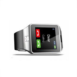 Яблоко сенсорный экран смотреть дети онлайн-A1 смарт-часы Bluetooth DZ09 GT08 сенсорный экран Smartwatch Apple iWatch поддержка SIM-карты TF смарт-часы для смартфона с розничной упаковке