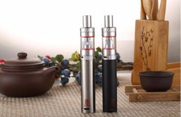 Wholesale Evod Battery S - Huge Vape Ego Evod Killer E Cigarette Vapor Storm A19 EC Tank Atomizer 0.3ohm Box Mod Electronic Hookah with Battery vs Ijust s(28)