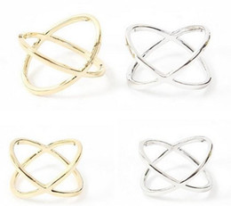 2019 silberplatte kaufen Fashion Band Ringe Rush Buy Frauen Ring Schmuck Finger Tiara Ring Schmuck Zubehör X 3D Midi Finger Ringe Goldenes Silber Überzogene Schmuck günstig silberplatte kaufen