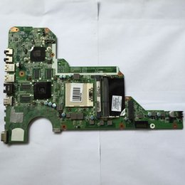 Wholesale Hp Pavilion Laptop Motherboard - 680570-001 HP 684656-001 DA0R33MB6EO system main board for hp pavilion g6 g6-2000 laptop motherboard HM77 w  ati hd7670m DDR3 works tested
