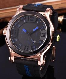 Wholesale Big Clocks - 2018 luxury Quartz Big Bang HOT automatic date luxury fashion men and women of the steel belt movement quartz clock men watch FerrA