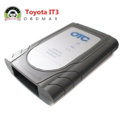 Wholesale Techstream Tool - GTS tis3 OTC scanner for Toyoya IT2 Latest V 11.00.017 Toyota IT3 Global Techstream GTS OTC Auto Diagnostic tool