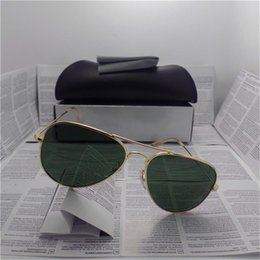 Wholesale High Bb - High quality Brand Designer Fashion Men Sunglasses UV Protection Outdoor Sport Vintage Women Sunglasses Retro Eyewear With box and cases bb