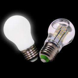 Wholesale Liquid Leading - Hot E27 liquid-cooled led light bulbs A15 A19 6w 8w 10w 12w led light 120lm w super bright AC 110V 220V led bulbs