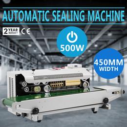Пластиковые пакеты онлайн-Автоматическая горизонтальная непрерывная пластиковая мешочная лента Seal Sealer Machine FR900