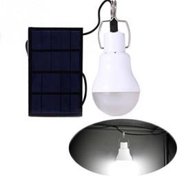 Wholesale high power solar light - 15W 130LM Portable Led Bulb Garden Solar Powered Light Charged Solar Energy Lamp High Quality Free Shipping