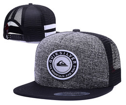 hat swag Promo Codes - Top Fashion Unisex net baseball cap swag Casual Outdoor Sport snapback hat for Men cap women gorra casquette Wholesale free