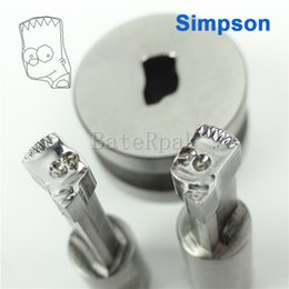 Wholesale Single Punch Machine Tablets - Simpson Tablet press Die Mold  Pill Press Mold Punch Die Mould for Single Punch Pill Press Machine TDP-0 1.5T(9X6mm)
