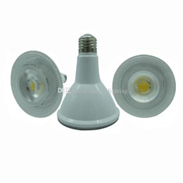 Wholesale E27 Natural White - Dimmable 9W 12W 15W E26 E27 Par30 LED light bulbs Par 30 Led downlight spotlight Warm Natural Cool White down lighting lamps