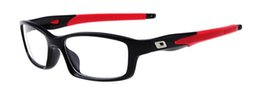 Wholesale Cheap Oval Frames - (10pcs lot) Cheap brand plastic optical eyeglasses frames acetate eyewear mixed colors order