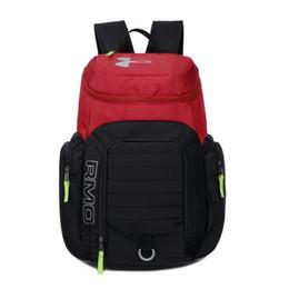Wholesale Travel Backpack Laptop Compartment - Curry basketball backpacks for men new tide travel designer excerise gym men backpack laptop backpack men free shipping