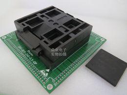 Wholesale Ic Socket Dip - Original Enplas TQFP240 DIP QFP240 IC Socket Programmer tester FPQ-240-0.5-02 03 Burning programmer For Chip 240Pin Pitch 0.5MM