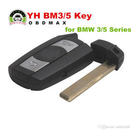Wholesale Bmw Key 868mhz - Best Quality YH BM3 5 Key for BMW 3 5 Series 315MHZ 433MHZ 868MHZ