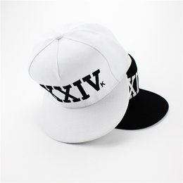 Wholesale Plain White Snapback Hats - Bruno Mars Hat Snapback Hip Hop Baseball Caps New Arrival Letter Man Plain Adjustable Snapback Hats Caps