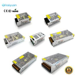 Wholesale Power Supply For Led Lights - DC12V 1A 2A 3A 5a 6A 10A 15A 20A LED Power Supply 120w 240w Switch Lighting Transformers LED Driver For led strips Power Adapter CE ROHS