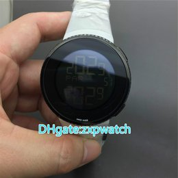 Wholesale like watches - High quality fashion quartz men watch sports brand digital watch white rubber strap like please contact us to see more pictures
