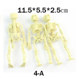 Wholesale Plastic Toy Skeleton - Wholesale-skeleton props Household small trinkets, archaize terrors pirate party supplies skeleton frame