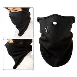 Wholesale AAA Quality Fashion New Neoprene Snowboard Ski Cycling Face Mask Face Guard Neck warmer Outdoor sports face masks ski mask