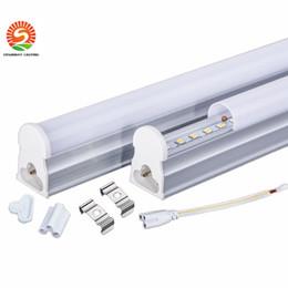 große led-streifen Rabatt Große Verkäufe! T5 LED integrierter Streifen 22W 120cm 4 Fuß 4 FT LED Leuchtröhre Epistar SMD2835 AC85-265V ULCE verzeichnet