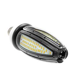 Wholesale Cfl Led - SMD 5730 LED corn light bulbs 30w 40w 50w E26 E27 E39 E40 high bay canopy light 130Lm W CFL HID lamp replacement