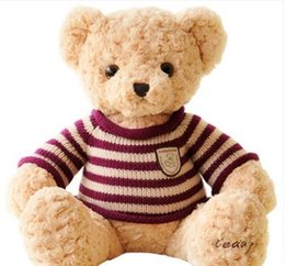 Wholesale Taidi Bear - Plush toys onlines taidi bear child plush toys middle motley and it no stock at the