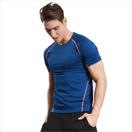 Wholesale Polyester Knit Pants - Tight pants men's movement fast drying breathable jogging coach clothes