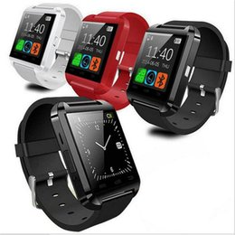 Bluetooth U8 Smartwatch Digital Sport montre-bracelet pour iPhone 7 6 s plus IOS Samsung Smartphones s8 s7 Android Smart Watch avec forfait ? partir de fabricateur