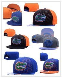 Wholesale Florida Springs - 2017 New Style Cheap Florida Hat,Wholesale,Free Shipping Florida Gators Basketball Caps,Snapback College Football Hats,Adjustable Cap
