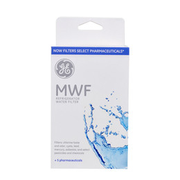 prix ​​des réfrigérateurs Promotion Purificateur d'eau à prix réduit GE Electric MWF MWFP Réfrigérateur Filtre à eau Eau potable directe SmartWater Side By Side Replace Free DHL
