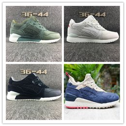 Wholesale High Quality Winter Boots - 2017 Discount Gel lyte V Running Shoes Men High Quality Cushioning Original Stability Basketball Shoes Boots Sport Sneakers 36-45