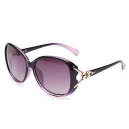 Wholesale Fox Sunglasses - Women Designer Sunglasses Polarized Retro Brands Luxury Sun Glasses High Quality Elegant Sunglass With Fox Head Frame Rays UV400