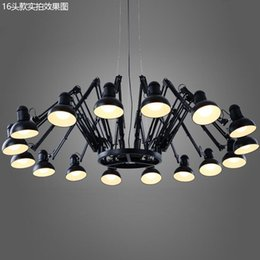 Wholesale Clothing Showroom - Modern minimalist creative LED chandeliers, showrooms, offices, clothing stores, living rooms, restaurants, bars