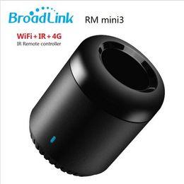 Broadlink wifi remote on-line-Nova Broadlink RM Mini3, automação residencial inteligente, WiFi + IR, universal controle remoto sem fio inteligente app para iphone ios android