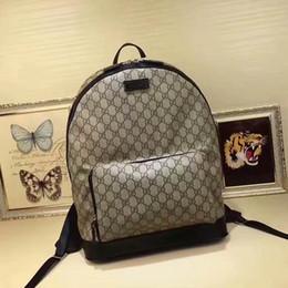 Wholesale Hobo Leather Backpack - 2018 new backpack bag High quality hot sale famous brands Hobo shoulder bag luxury designer travel fashion bags