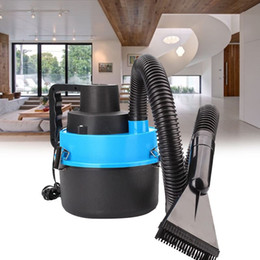 Wholesale Vacuum Shopping - 12V Wet Dry Vac Vacuum Cleaner Inflator Portable Turbo Hand Held Car or Shop