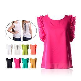 Wholesale Cheap Wholesale Women Summer Clothing - Wholesale-Summer Shirt Fashion Clothing White Cheap Clothes Blusas Camisetas Tops Tee Female T Shirt Women Tops t-Shirt