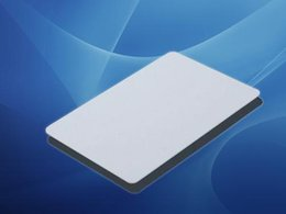 Оптовая продажа-UHF пустой ПВХ карты для RFID беспроводной кард-ридер cheap uhf cards от Поставщики карты uhf