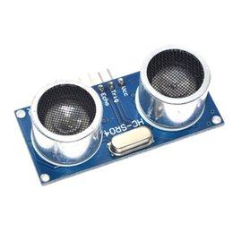 Wholesale Sensor Ultrasonic Ranging Module - Free shiping HC-SR04 HCSR04 to world Ultrasonic Wave Detector Ranging Module HC-SR04 HC SR04 Distance Sensor
