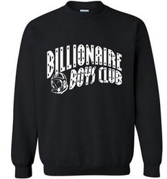 Wholesale Rap Hoodies - BILLIONAIRE BOYS CLUB BBC Hoodie sweatshirt hip hop clothes pullover fashion clothing brand new 2017 men hip-hop rap sweats