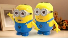 Wholesale Despicable Kevin - 20171217 New Arrival Hot Selling Despicable Me Kevin Stuart Bob Piggy Bank Stuffed Animals & Plus Birthday Gift Childrern Toys Free Shipping
