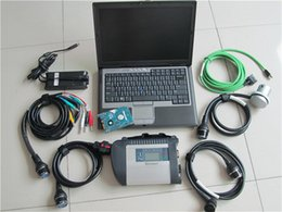 Wholesale Car Diagnostic Software Cable - for Benz mb star c4 with HDD software installed v2017.09 in Car Diagnostic Laptop d630 laptop